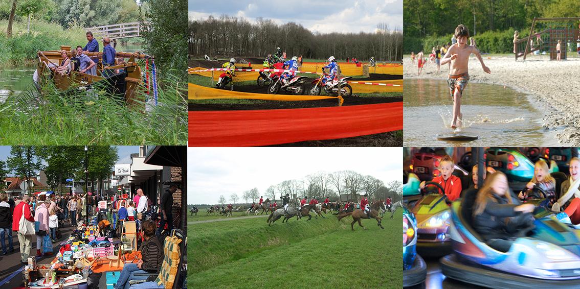 Foto's van activiteiten in de gemeente Wierden